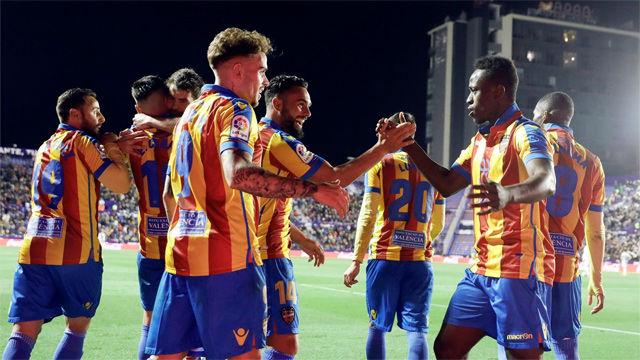 LALIGA | Levante - Eibar (2-1): El Levante se aleja del descenso