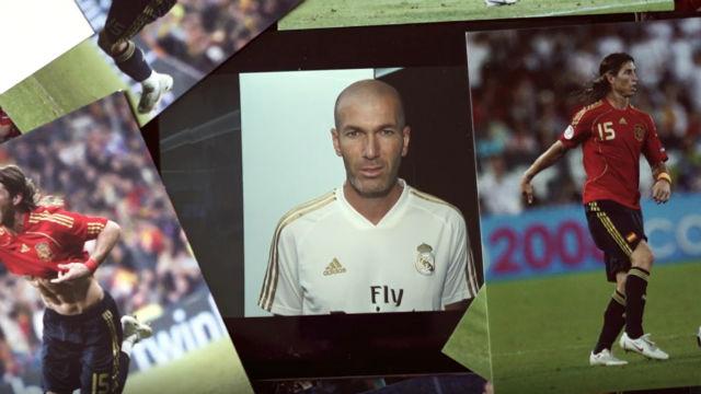 Leyendas del fútbol felicitan a Sergio Ramos por su récord de internacionalidades