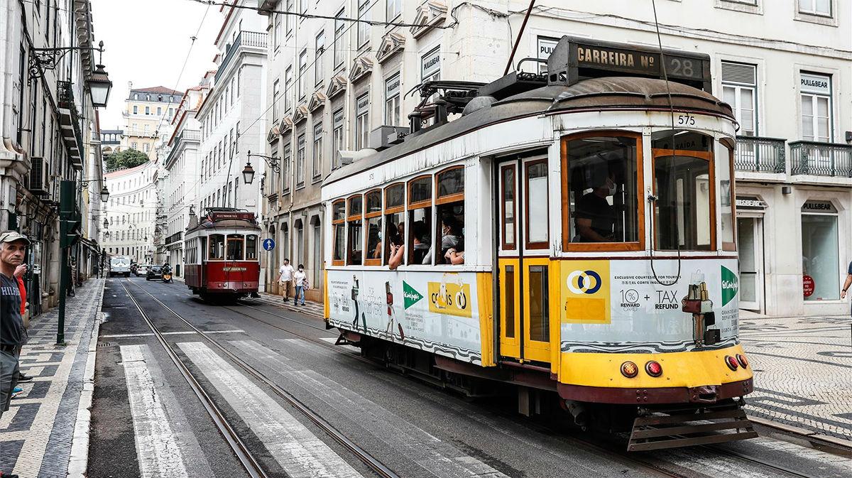 Lisboa, vacía para la Champions