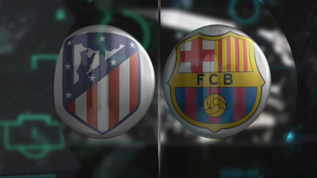 Los datos más destacados de los enfrentamientos entre el Barça y Atlético de Madrid
