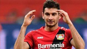 Lucas Alario habló sobre su salida de River Plate