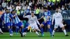 El Madrid se llevó los tres puntos de La Rosaleda sin despeinarse