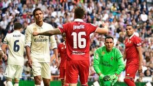 El Madrid - Sevilla, uno de los partidos pronosticables de la promoción Pro6 de Sportium
