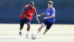 Malcom dijo adiós al Barça