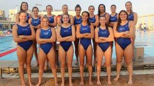 El CN Mataró, campeón de la Liga femenina de waterpolo