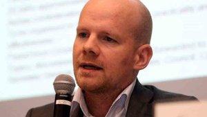 Mattias Grafsröm tiene un nuevo cargo en la FIFA