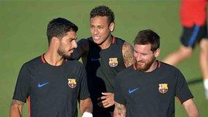 Neymar quiere volver al Barcelona