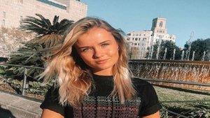 La novia de Frenkie de Jong avisa de que vuelve a Barcelona