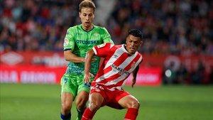 Pedro Porro brilló con luz propia en su primera temporada en Primera
