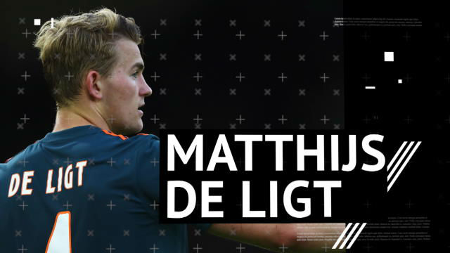 How Juventus convinced Ajax defender De Ligt to sign for them
