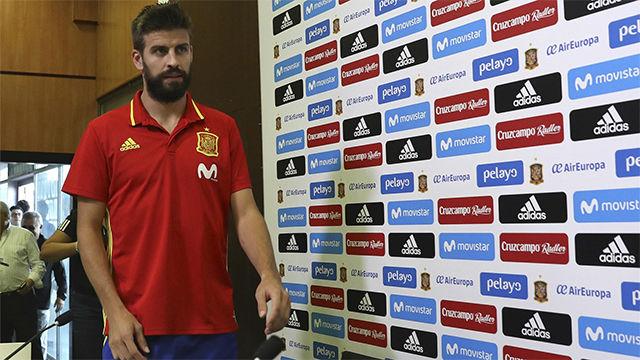 Piqué reveló que montará un negocio con Sergio Ramos