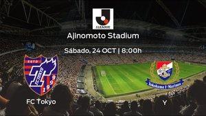 Previa del encuentro: el FC Tokyo recibe al Yokohama F. Marinos