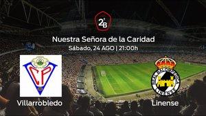 Previa del partido: el Villarrobledo recibe al Linense en la primera jornada