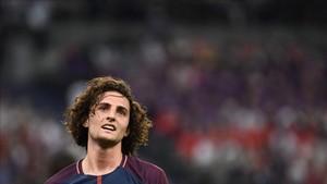 Rabiot, objetivo del Barça