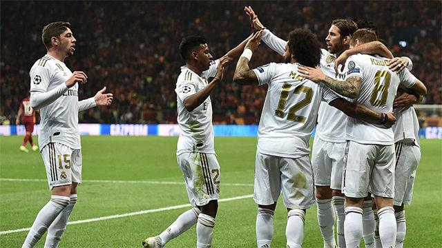 El Real Madrid ganó por la mínima ante un decepcionante Galatasaray