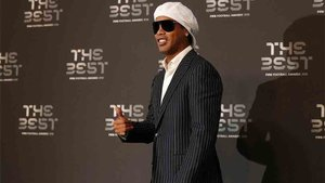 Ronaldinho ha dado su apoyo a Jair Bolsonaro