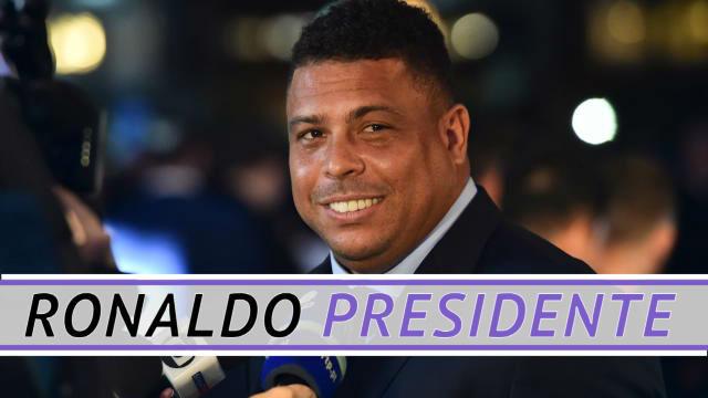 Ronaldo, nuevo máximo accionista del Valladolid