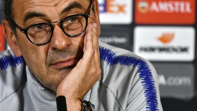 Sarri y la Juventus: del odio al amor