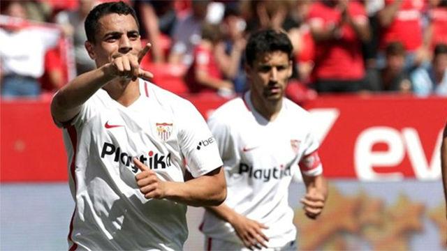 El Sevilla gana al Athletic, pero no jugará la Champions