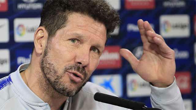 Simeone: Si fichamos a Morata contaré lo que pienso