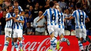 Sin Odegaard, la Real quiere dar continuidad al triunfo conseguido en Granada