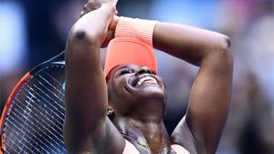 Sloane Stephens, ganadora del US Open
