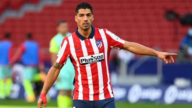 Suárez se estrena a lo grande con el Atlético de Madrid