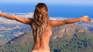 Sube la temperatura en cuarentena con 2 desnudos de Tamara Gorro