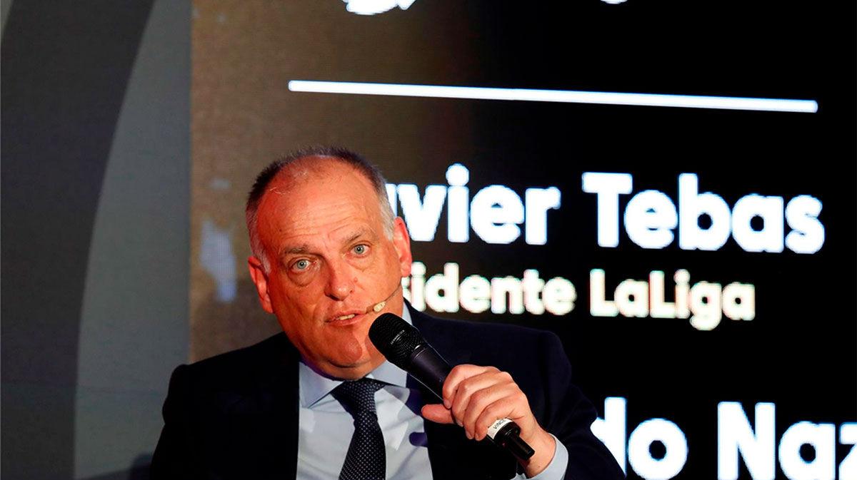 Tebas a confirmado que La Liga 2020/2021 comenzará el 12 de septiembre