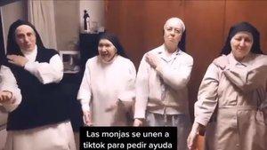 El TikTok de estas monjas de Manresa que no te puedes perder