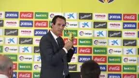 Unai Emery, nuevo entrenador del Villarreal