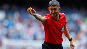 Undiano Mallenco ha sido instructor en la UEFA