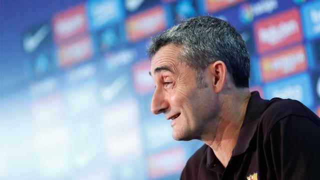 Valverde confirma que habló con Dembélé tras su expulsión