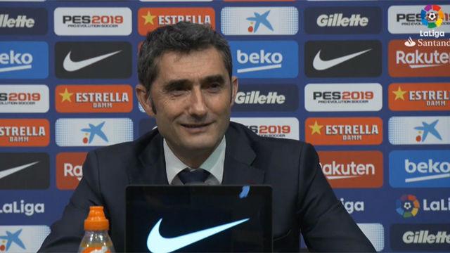 Valverde sobre Messi: Puede alcanzar los 500 goles