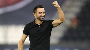 Xavi conquista la Crown Prince Cup con el Al-Sadd