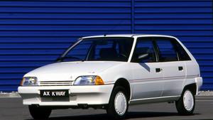 Citroën AX K Way