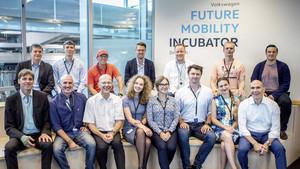 Programa de incubadora de Volkswagen