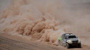 El Dakar comienza una nueva etapa en Arabia Saudí