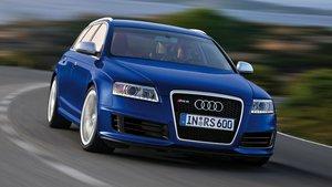 Audi RS 6 Avant de 2008.