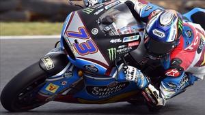 Alex Marquez, el más rápido en Moto2 en Jerez