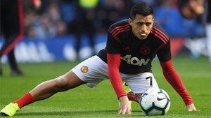 Alexis no estará frente a la Juventus