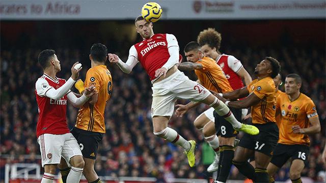 El Arsenal no pasa del empate ante el Wolverhampton