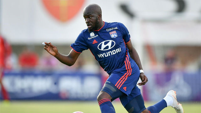 Así juega Tanguy Ndombèlé