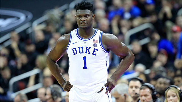 Así juega Zion Williamson, el monstruoso número 1 del draft de la NBA