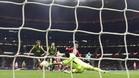 El Atlético se impuso al Sporting de Lisboa (2-0) en la ida de cuartos