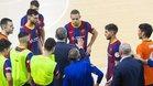 El Barça necesita reaccionar ya en la liga