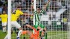 El Betis goleó al Dudelange (3-0) en la segunda jornada