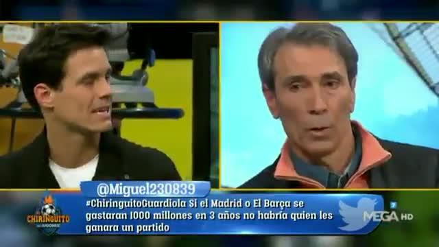La brutal discusión en El Chiringuito por Cristiano Ronaldo y Messi