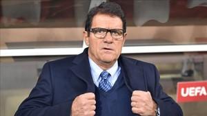 Capello dejará su retiro para entrenar en China