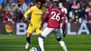 Al Chelsea le faltó el gol frente al West Ham